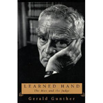 Learned Hand-Gerald Gunther