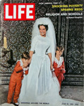 """LIFE, June 16, 1961.  """"The Elite of Russia.""""  Portfolio of 18 images."""