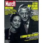 Match-Duke and Duchess of Windsor