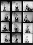 Marilyn Monroe contact 1954