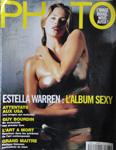 """PHOTO (France), October, 2001, No. 383.  """"Grand Maitre: Tout l'Oeuvre de Philippe Halsman.""""  Portfolio of 25 images."""