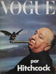 "Vogue (France), December, 1974,  No. 522.  ""Chez Hitchcock.""   Portfolio of 31 images."